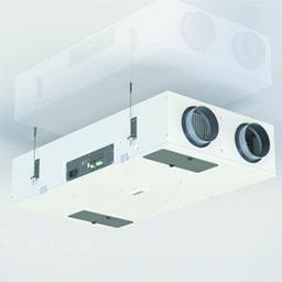 Aereco DX R Lüftungsgerät mit Wärmerückgewinnung