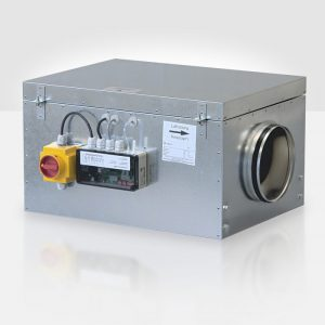 Aereco Lüftungsgerät RV Produktbild Nahaufnahme