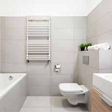 DIN 18017-3 Badezimmer ohne Fenster und Abluft