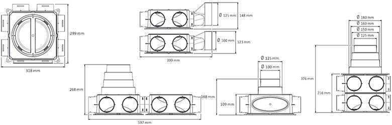 AIRBOX-COMPACT-6-Luftverteilbox-technische-Zeichnung