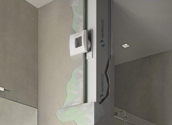 Produktbild des Aereco Ventisafe Brandschutzkanal