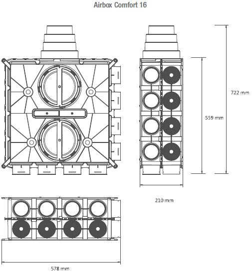 Airbox-Comfort-16-technische-Zeichnung