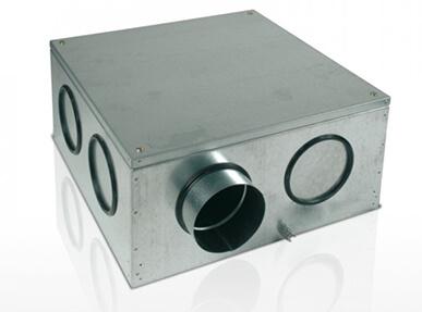 Das effiziente Aereco VES 250 Lüftungsgerät